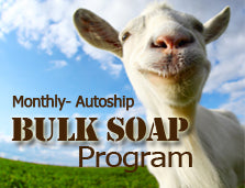 Unscented Bulk Soap Program
