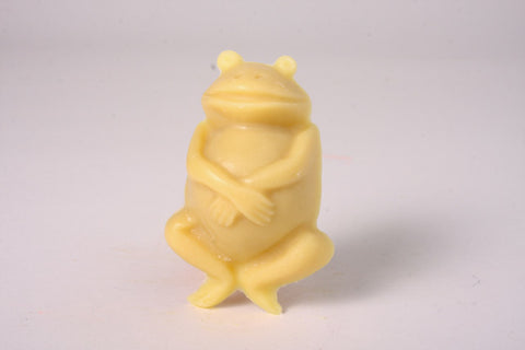 Lil Scrubber Frog - Apple-licious