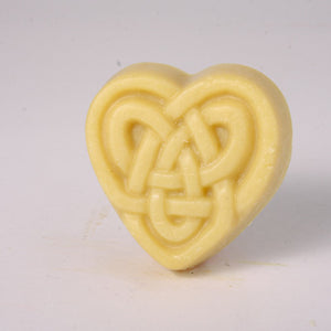 Hearts Celtic Knot - French Vanilla