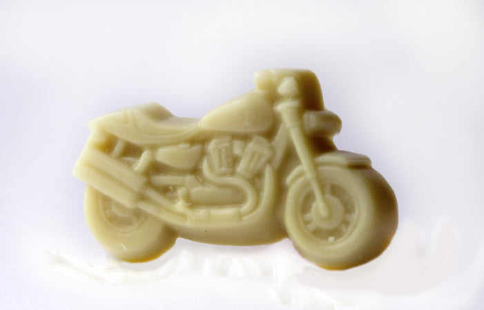 Motorcycle - Sandalwood