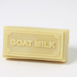 Goat Milk Label - Lemongrass