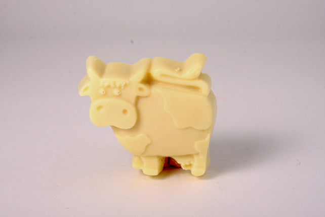 Lil Scrubber Standing Cow - Lavender