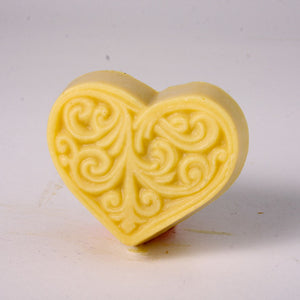 Hearts Swirl - White Tea & Ginger