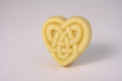 Hearts Celtic Knot - Lemongrass