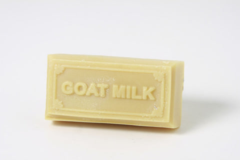 Goat Milk Label - Scent & Fragrance Free