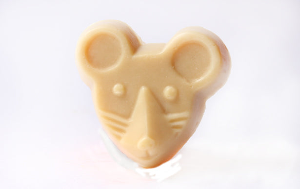 Lil Scrubber Mouse - Apple-licious