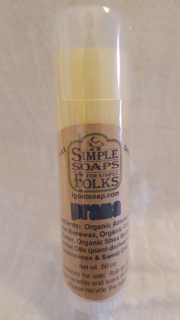 Hand Lotion Tube - Prana