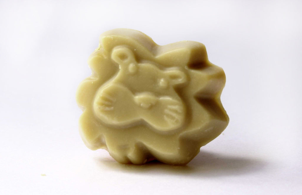 Lil Scrubber Lion - Scent & Fragrance Free