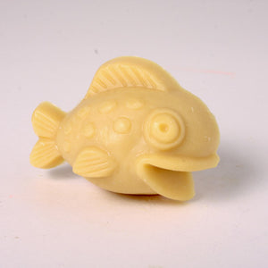 Lil Scrubber Fish - Tea Tree & Lavender