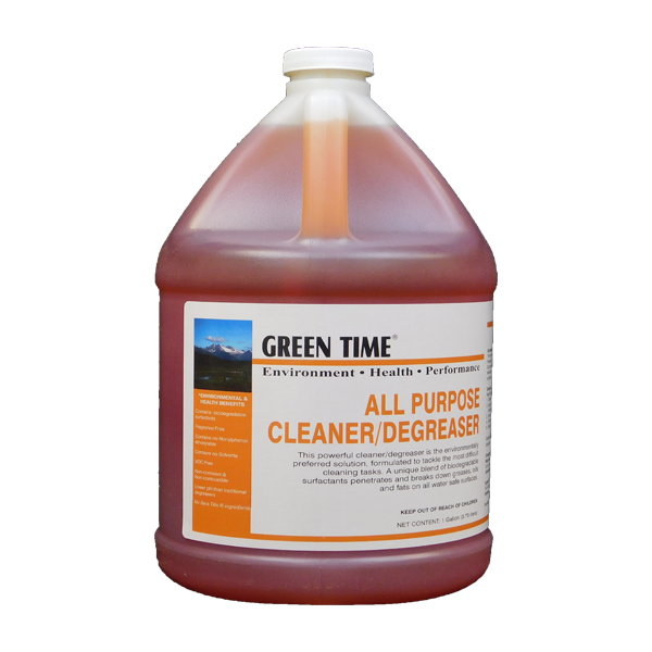 Green Time All Purpose Cleaner/Degreaser