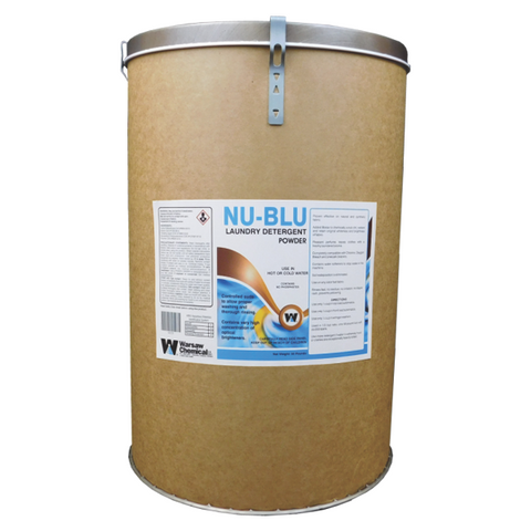 Nu Blu Laundry Detergent Powder