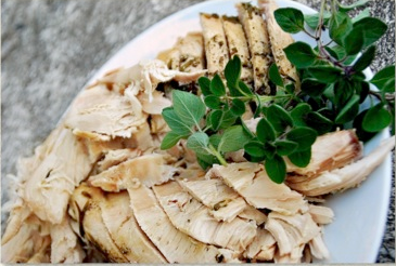 Olive Oil Herb Roast Turkey