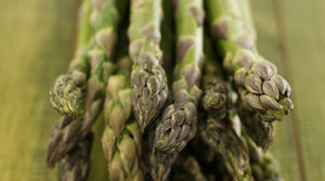 Spicy Asparagus with Shallots and Garlic