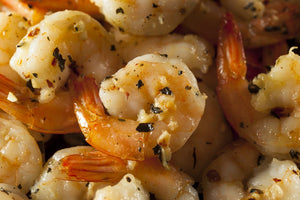 Double Garlic Shrimp