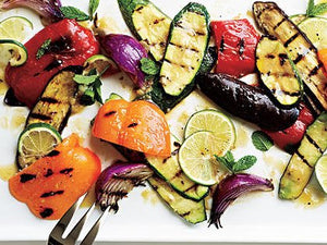 Simple Grilled Veggies