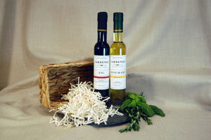 200ml Extra Virgin Olive Oil & Balsamic Gift Set