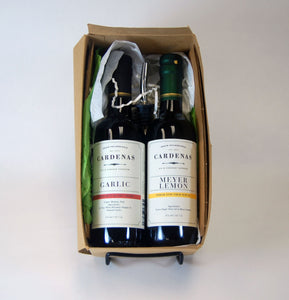 Small Gift Box (2 - 375ml Bottle, 1 Pour Spout)