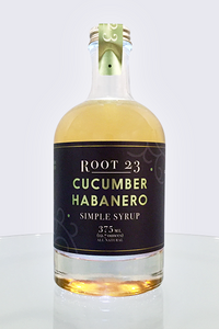 Root 23 Cucumber Habanero Simple Syrup