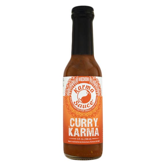 Curry Karma Hot Sauces