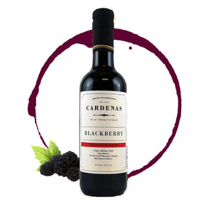 Blackberry Dark Balsamic 375ml