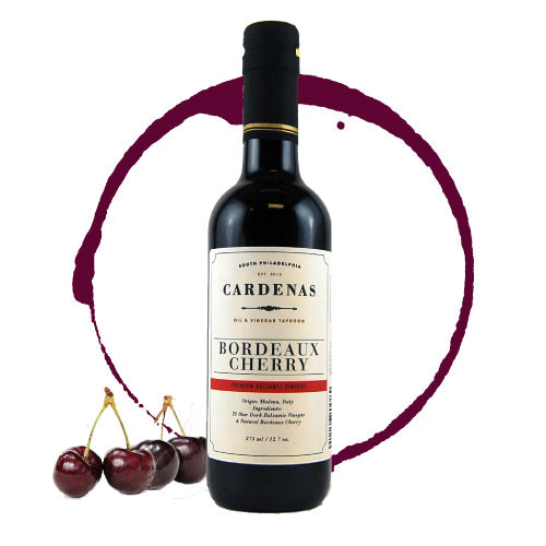 Bordeaux Cherry Dark Balsamic 375ml