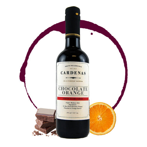 Chocolate Orange Dark Balsamic 375ml