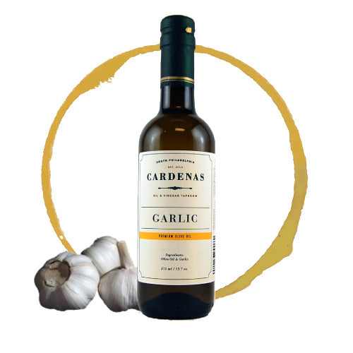 Garlic Infused Olive Oil 375ml
