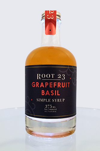 Root 23 Grapefruit Basil Simple Syrup