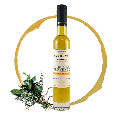 Herbs De Provence Infused Olive Oil 200ml