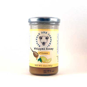 Savannah Bee Lemon Whipped Honey