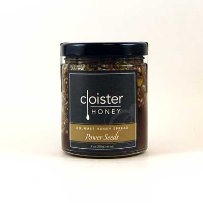 Cloister Power Seeds Honey