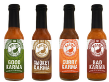 Good Karma Hot Sauces