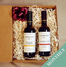 Olive Oil & Balsamic Vinegar Club - Ongoing Monthly Subscription