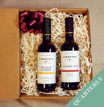 Olive Oil & Balsamic Vinegar Club - Ongoing Quarterly Subscription
