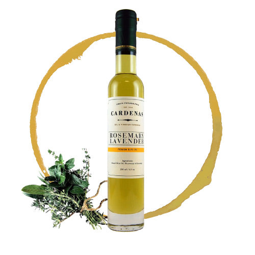 Rosemary Lavender Infused Olive Oil 200ml