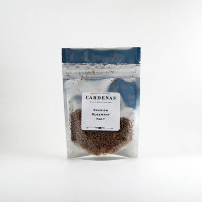 Rosemary Infused Sea Salt