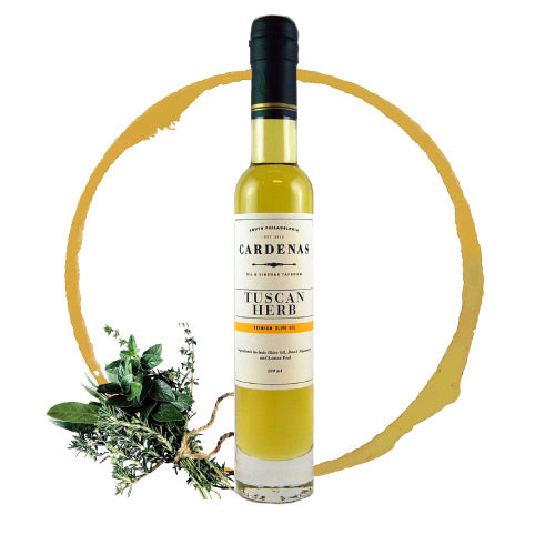 Tuscan Herb Infused Olive Oil 200ml