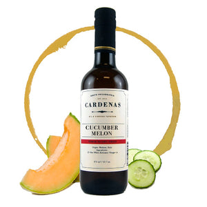 Cucumber Melon White Balsamic 375ml Bottle