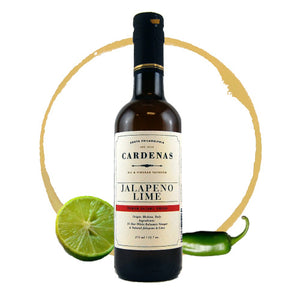 Jalapeño Lime White Balsamic 375ml