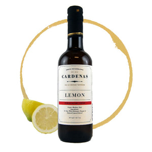 Lemon White Balsamic 375ml