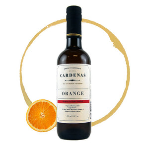 Orange White Balsamic 375ml