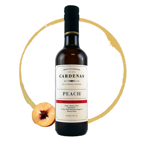 Peach White Balsamic 375ml