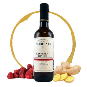 Raspberry Ginger White Balsamic 375ml