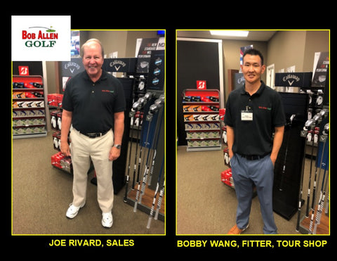 Bob Allen Golf Sales and Fitters