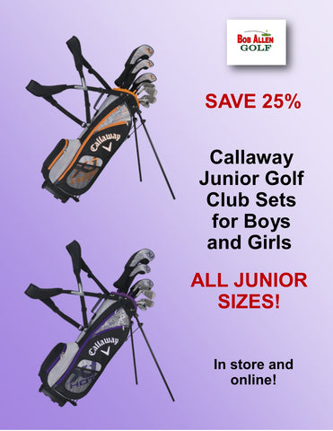 Callaway Junior Club Sets