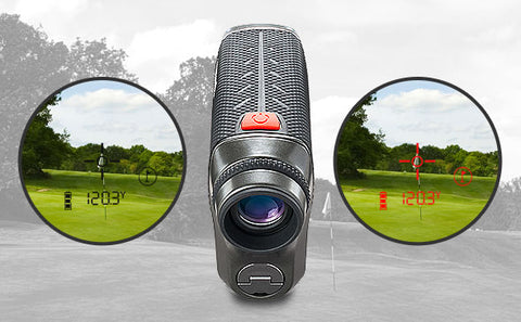 BUSHNELL DUAL DISPLAY TECHNOLOGY - DDT