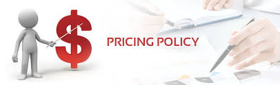 Bob Allen Golf Pricing Policy