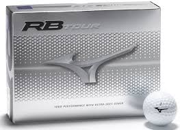 RB Tour & TourX, Mizuno Golf Balls 1 Doz. White