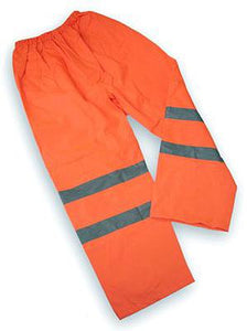 High Visibility Trousers Orange