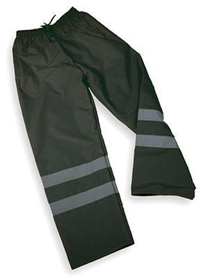 High Visibility Trousers Black